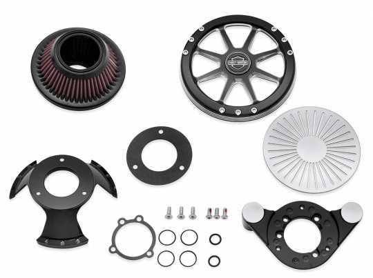 Harley-Davidson Burst Collection Screamin' Eagle Performance Air Cleaner Kit  - 29400178