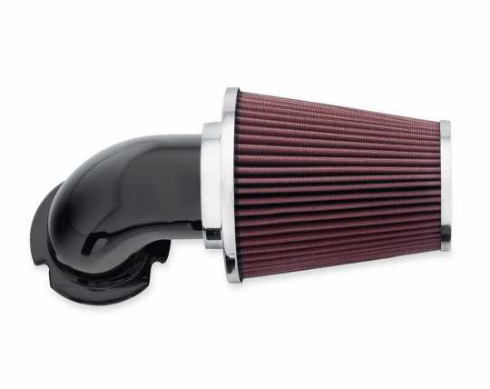 Harley-Davidson Screamin' Eagle Heavy Breather Performance Air Cleaner Kit 58mm, black  - 29400227A