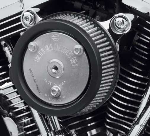 Harley-Davidson Screamin' Eagle Stage I Air Cleaner Kit chrome  - 29400234