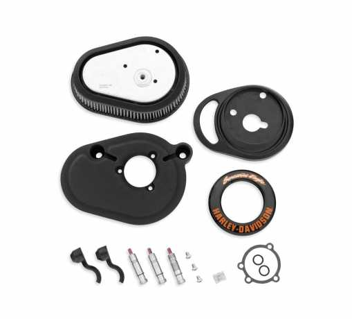 Harley-Davidson Screamin' Eagle Stage I Air Cleaner Kit texture black  - 29400235