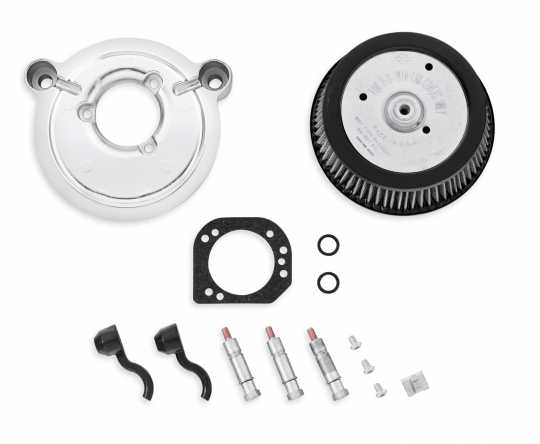 Screamin' Eagle Stage I Air Cleaner Kit chrome