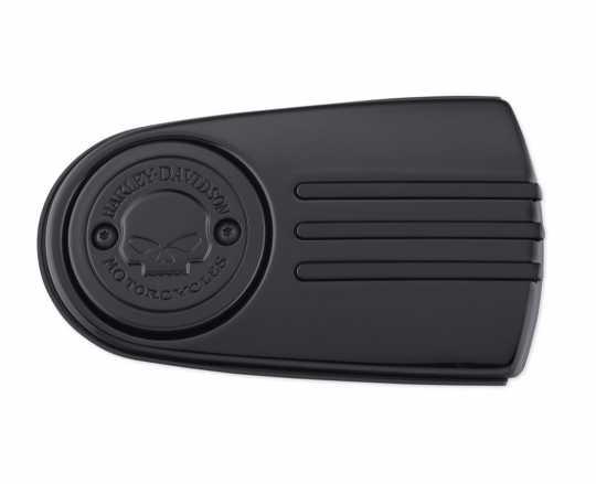 Harley-Davidson Luftfilter-Zierblende Willie G Skull schwarz  - 29400339