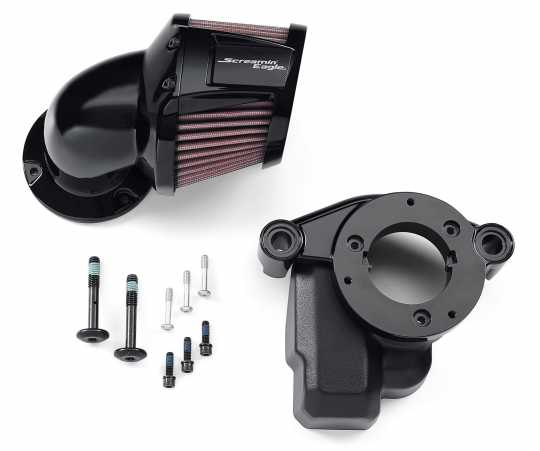 Harley-Davidson Screamin' Eagle Heavy Breather Elite Air Cleaner black  - 29400407