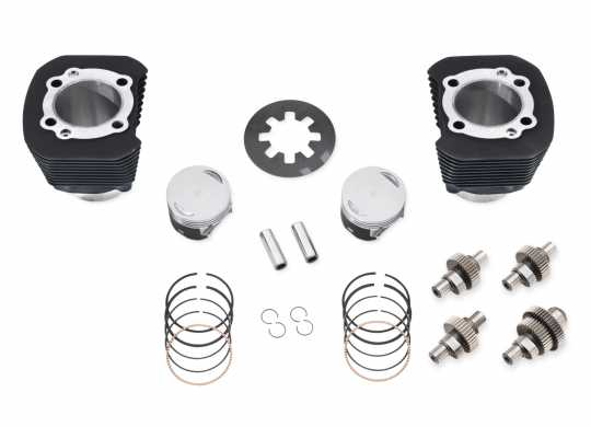 Harley-Davidson Screamin Eagle Pro Sportster 883cc to 1200cc Stage II Conversion Kit  - 29836-10A