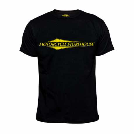 Motorcycle Storehouse Motorcycle Storehouse T-Shirt black  - 300049V