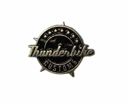 Thunderbike Pin Custom Stern