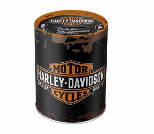 H-D Motorclothes Harley-Davidson Spardose Genuine Logo  - 31001