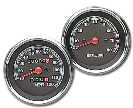 """Tachometer Riser Mounted  3 1/8""""  - 31-0436"""