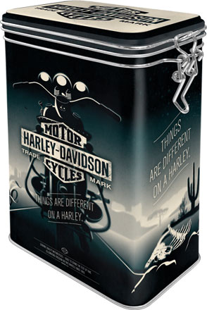H-D Motorclothes Harley-Davidson Clip Top Box Things are different  - 31112