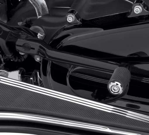 Harley-Davidson Fersenschalthebel schwarz  - 33600345
