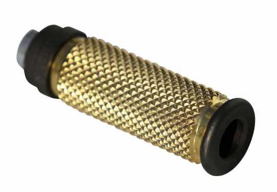 Thunderbike Schaltraste Base Brass schwarz  - 34-70-181