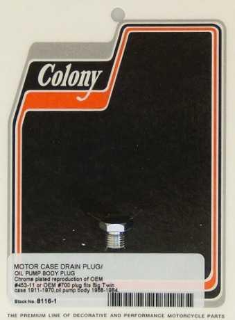 Colony Colony Case drain plug  - 36-081