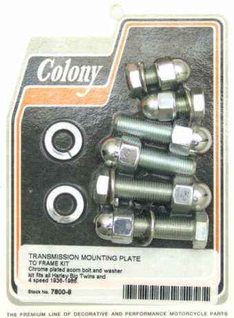 Colony Colony Transmission plate-to-frame kit  - 36-156