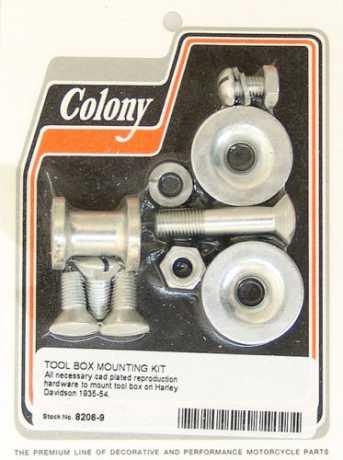 Colony Colony Tool Box Mounting Kit  - 36-183