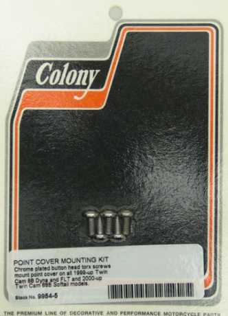 Colony Point Cover Screw Kit