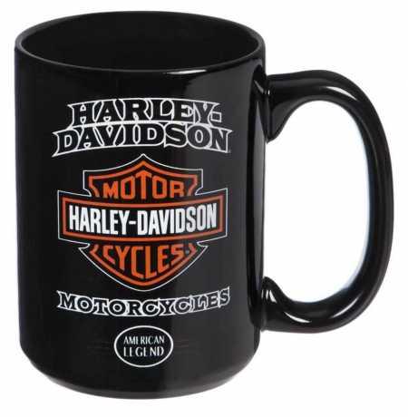 H-D Motorclothes Harley-Davidson Tasse American Legend  - 3AMB4900