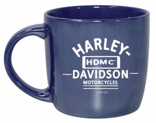 H-D Motorclothes Harley-Davidson Tasse Lustre Cup blau  - 3CLM4925