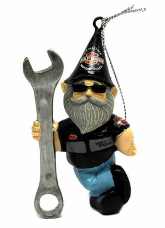 """H-D Motorclothes Harley-Davidson Mechanic Gnome männlich 4""""  - 3OT4902GMC"""