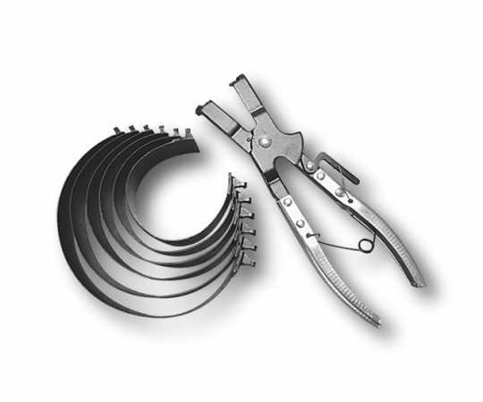 Jims Jims Piston Ring Compressor Kit  - 40-0357