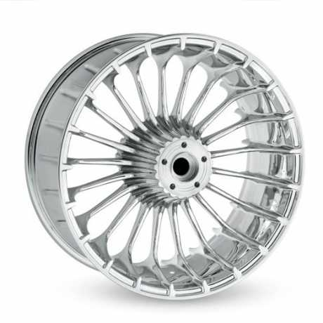 Harley-Davidson Turbine Custom Wheel 18x8.00 Rear, Chrome  - 40900057