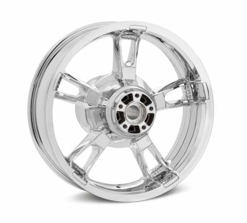 "Enforcer 16"" rear Wheel, chrome"
