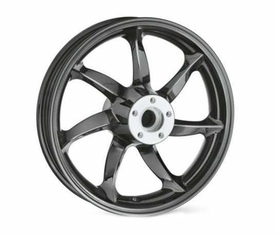Harley-Davidson Machete Custom 3x16 Rear Wheel Black Ice  - 40900371