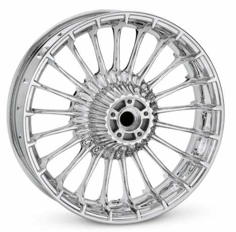 Harley-Davidson Turbine 5.0x18 Rear Wheel chrome  - 40900403
