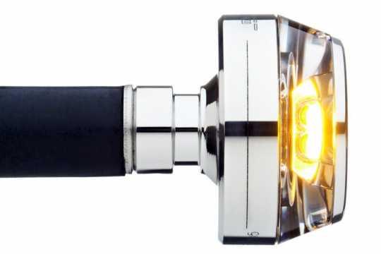 Motogadget Motogadget mo.Blaze Disc Lenkerendenblinker Set poliert - 41-99-990