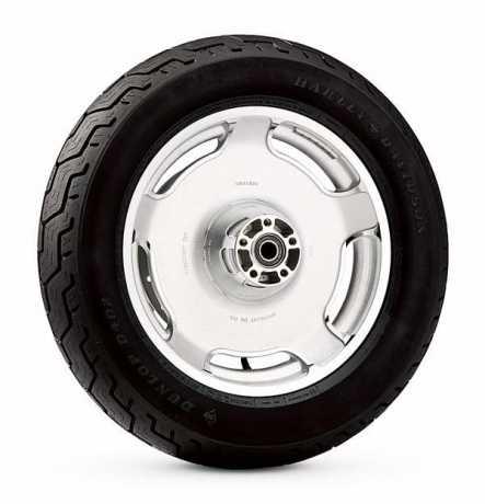 "Harley-Davidson Cast Road King Custom Wheel 16"" Front  - 41154-04"