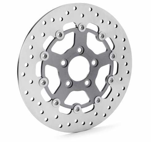 Harley-Davidson Seismic Rear Brake Rotor graphite grey  - 41500161