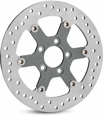 Annihilator Rear Brake Rotor graphite grau