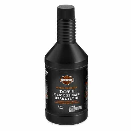 Harley-Davidson Harley-Davidson DOT 5 Bremsflüssigkeit (355 ml Flasche)  - 41800220