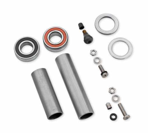 Harley-Davidson 25mm Axle ABS Front Wheel Installation Kit  - 42400009A