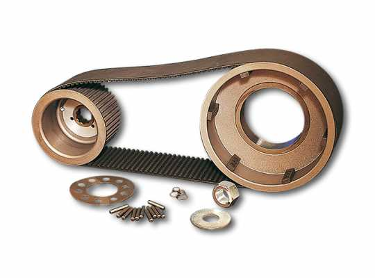 "BDL Belt Drive Kit 3"" / 8 mm"