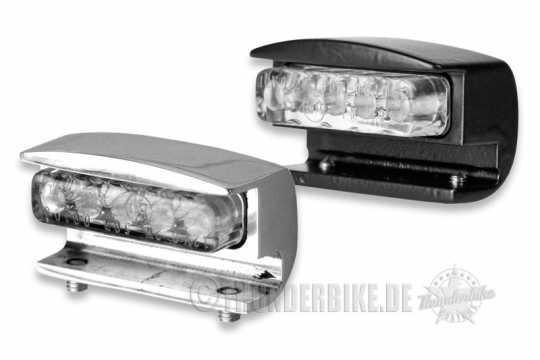 Thunderbike Nummernschildbeleuchtung Schwarz - 43-99-375