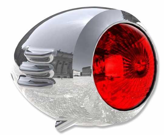Thunderbike Rücklicht Unbreakable poliert - 43-99-800