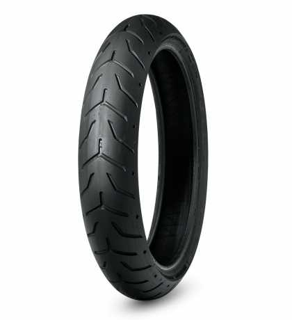 Dunlop Dunlop D408F Front Tire 130/60B19 Blackwall  - 43100045
