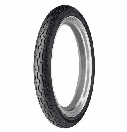Dunlop D402F Front Tire MH90-21 Blackwall Front
