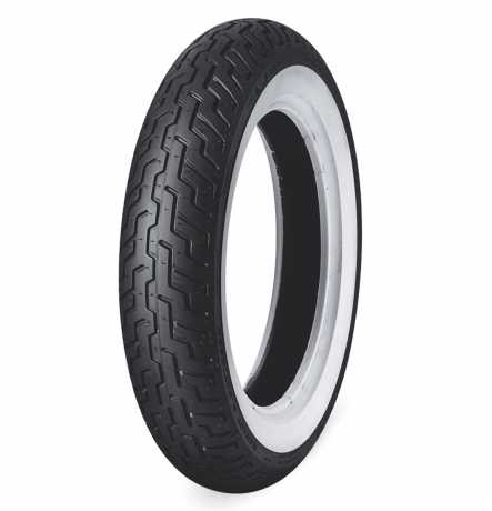 Dunlop D402F Vorderreifen  MT90B16 Wide Whitewall