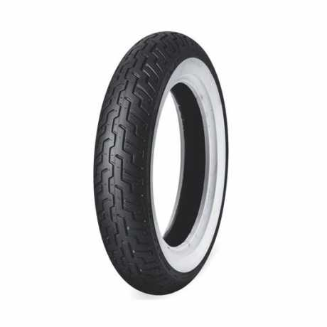 Dunlop Dunlop D402F Front Tire MT90B16 Wide Whitewall  - 43118-92A