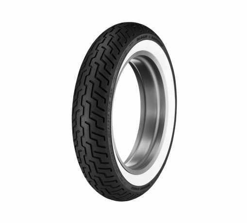 Dunlop Dunlop D402 Hinterreifen MT90B16 Wide Whitewall  - 43119-92A