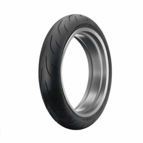 Dunlop Dunlop D209F Vorderreifen RP 120/70ZR18 Blackwall  - 43229-08
