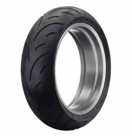 Dunlop Dunlop D209HD Rear Tire 180/55ZR17 Blackwall  - 43231-08