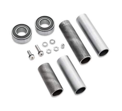 "Wheel installation Kit Front, 1"" axle"