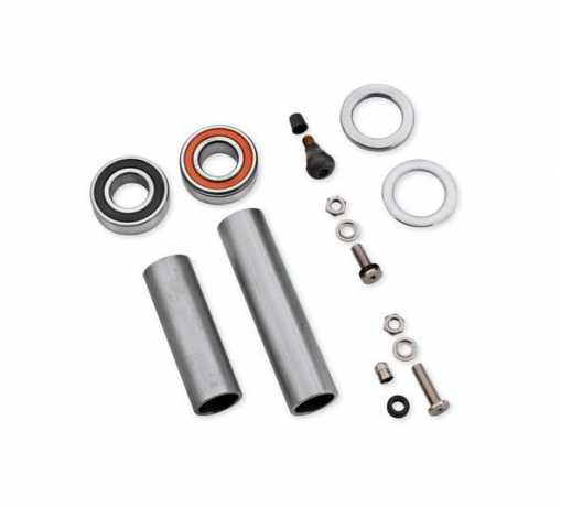 Harley-Davidson Wheel installation kit Rear, 25mm axle  - 43878-08B