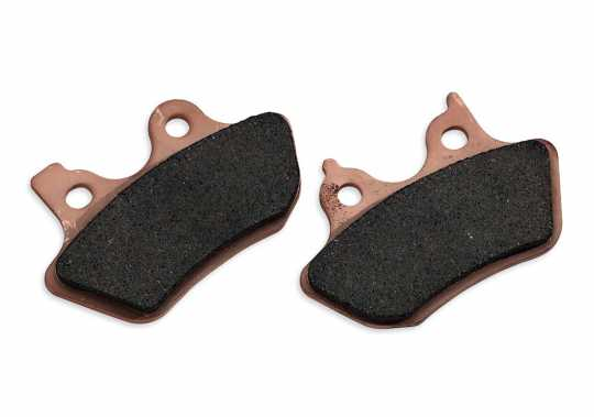 Harley-Davidson H-D Original Equipment Brake Pads Front/Rear  - 44082-00E