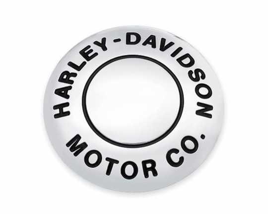 """Harley-Davidson Bremssattel-Zierscheibe  1 3/8"""" H-D Motor Co.  - 44095-96"""