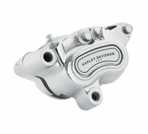 Harley-Davidson Front Caliper Kit - Chrome  - 44395-08