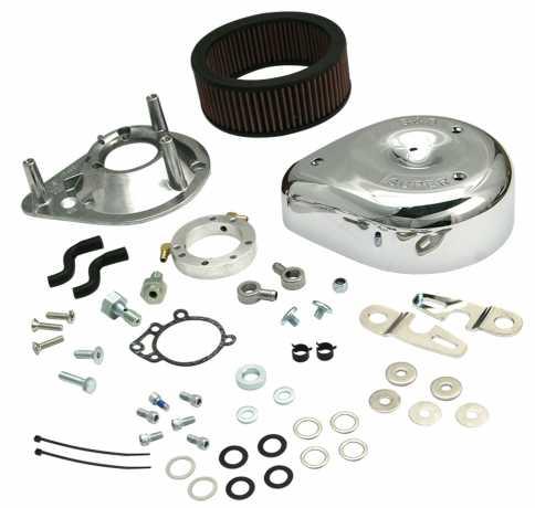 S&S Cycle S&S Teardrop Luftfilter  - 45-828