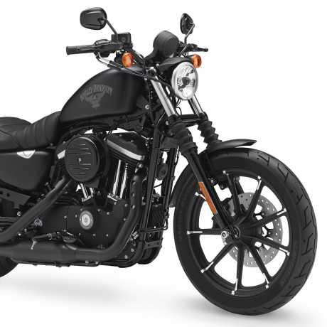 Harley-Davidson Fork Asy,Std,Lh,Buffed,Gblk,39  - 45400086